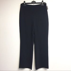 ARITZIA Wilfred High Rise Flat Front Side Zip Pant
